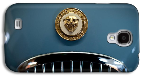 Dream Photographs Galaxy S4 Cases - 1952 Jaguar Hood Ornament Galaxy S4 Case by Sebastian Musial