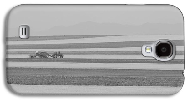 Tractor Prints Galaxy S4 Cases - Boulder County Colorado Open Space Country View Galaxy S4 Case by James BO  Insogna