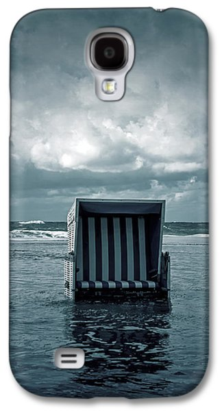 Tempest Galaxy S4 Cases - Flood Galaxy S4 Case by Joana Kruse