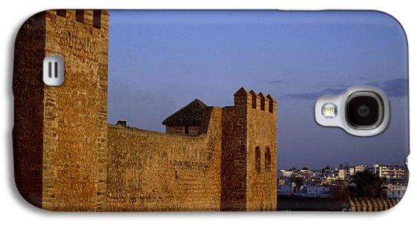 Rabat Photographs Galaxy S4 Cases - Rabat Kasbah Des Oudaias Morocco Galaxy S4 Case by Antonio Martinho