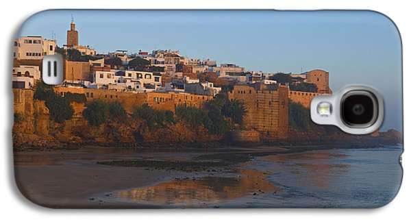 Rabat Photographs Galaxy S4 Cases - Kasbah Des Oudaias, Rabat Galaxy S4 Case by Axiom Photographic