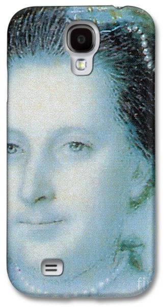 Martha Washington, American Patriot Galaxy S4 Case by Photo Researchers