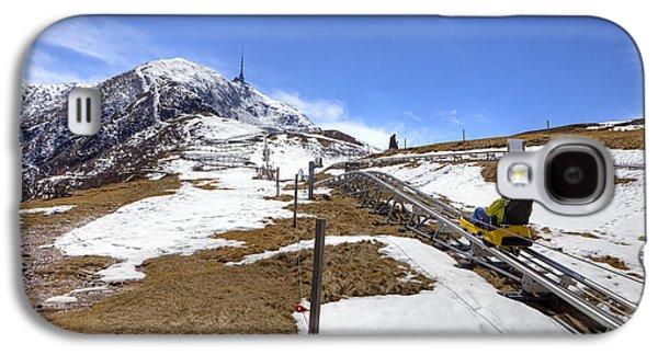 Rivera Galaxy S4 Cases - Monte Tamaro - Alpe Foppa - Ticino - Switzerland Galaxy S4 Case by Joana Kruse
