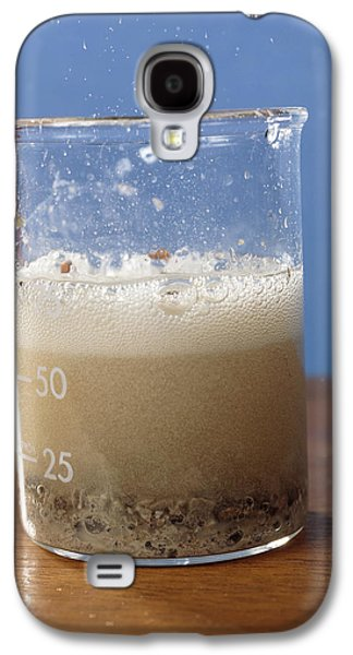Effervescence Galaxy S4 Cases - Reaction Rates Galaxy S4 Case by Andrew Lambert Photography
