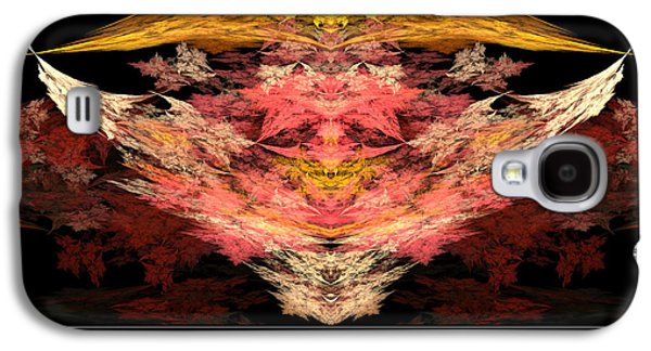 Abstracted Galaxy S4 Cases - Untitled 30 Galaxy S4 Case by Mike Nellums