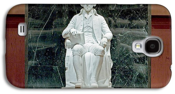 Statue Portrait Galaxy S4 Cases - James Madison (1751-1836) Galaxy S4 Case by Granger