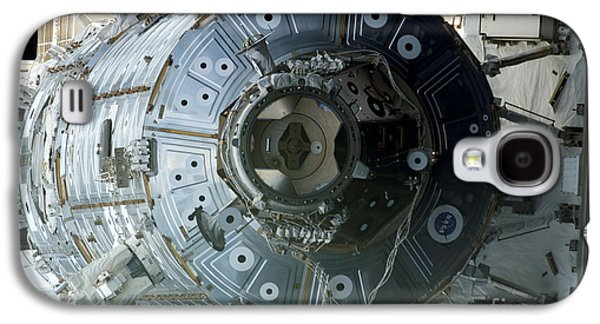 Aft Galaxy S4 Cases - Space Shuttle Discovery Galaxy S4 Case by Nasa