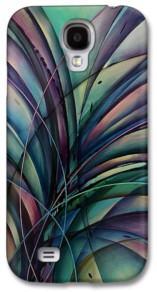 Abstract Design Galaxy S4 Case by Michael Lang