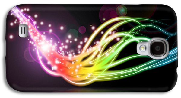 Orb* Galaxy S4 Cases - Abstract Lighting Effect  Galaxy S4 Case by Setsiri Silapasuwanchai