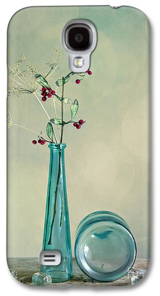 Concept Photographs Galaxy S4 Cases - Autumn Still Life Galaxy S4 Case by Nailia Schwarz