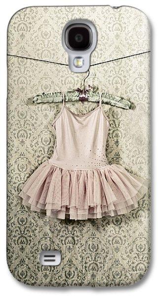 Dance Ballet Roses Galaxy S4 Cases - Ballet Dress Galaxy S4 Case by Joana Kruse
