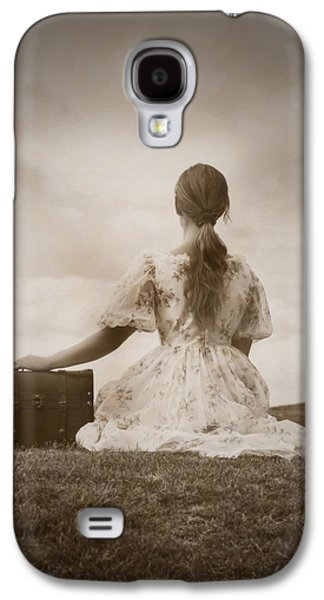 Melancholy Galaxy S4 Cases - Farewell Galaxy S4 Case by Joana Kruse