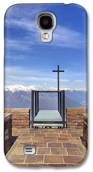 Rivera Galaxy S4 Cases - Monte Tamaro Galaxy S4 Case by Joana Kruse