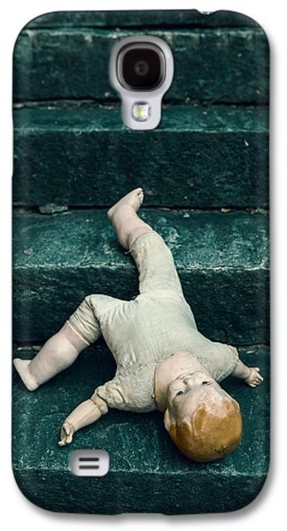 Doll Galaxy S4 Cases - The Doll Galaxy S4 Case by Joana Kruse