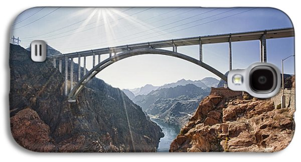 Electrical Equipment Photographs Galaxy S4 Cases - Untitled Galaxy S4 Case by Bryan Mullennix