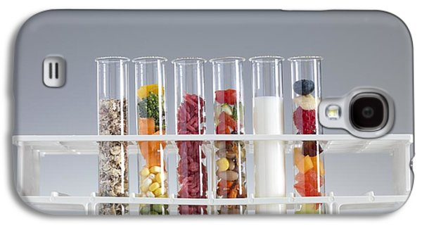 Component Galaxy S4 Cases - Balanced Diet Galaxy S4 Case by Tek Image