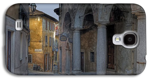 Alley Galaxy S4 Cases - Cannobio - Italy Galaxy S4 Case by Joana Kruse