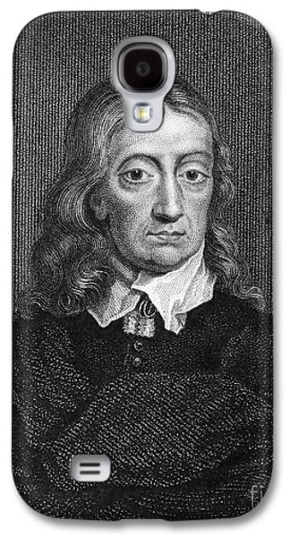 Autographed Galaxy S4 Cases - John Milton (1608-1674) Galaxy S4 Case by Granger