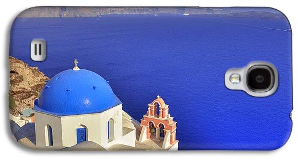 Island Galaxy S4 Cases - Oia - Santorini Galaxy S4 Case by Joana Kruse