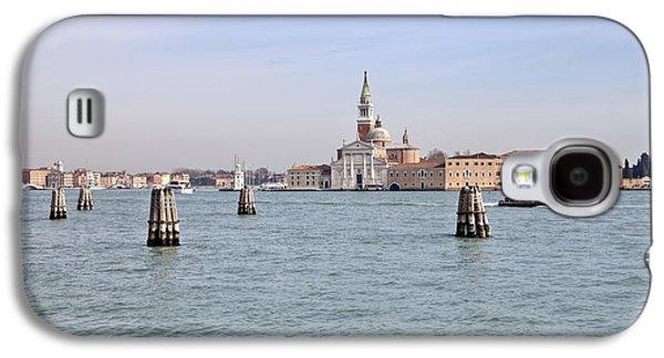 San Marco Galaxy S4 Cases - Venice Galaxy S4 Case by Joana Kruse