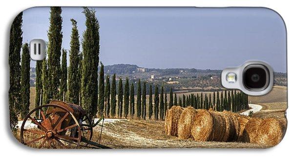 Lane Galaxy S4 Cases - Tuscany Galaxy S4 Case by Joana Kruse
