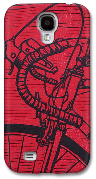 Bike 2 Galaxy S4 Case by William Cauthern