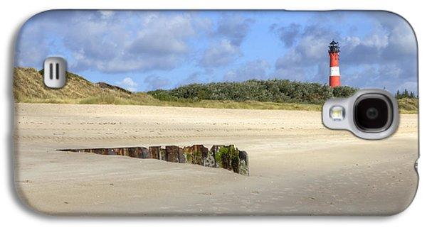 North Sea Galaxy S4 Cases - Hoernum - Sylt Galaxy S4 Case by Joana Kruse