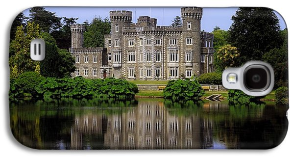 Landmarks Photographs Galaxy S4 Cases - Johnstown Castle, Co Wexford, Ireland Galaxy S4 Case by The Irish Image Collection