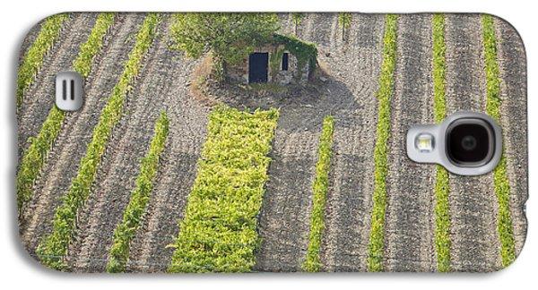 Harvest Time Galaxy S4 Cases - Tuscany Galaxy S4 Case by Joana Kruse