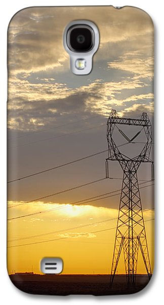 Electrical Equipment Photographs Galaxy S4 Cases - Untitled Galaxy S4 Case by Alan Majchrowicz