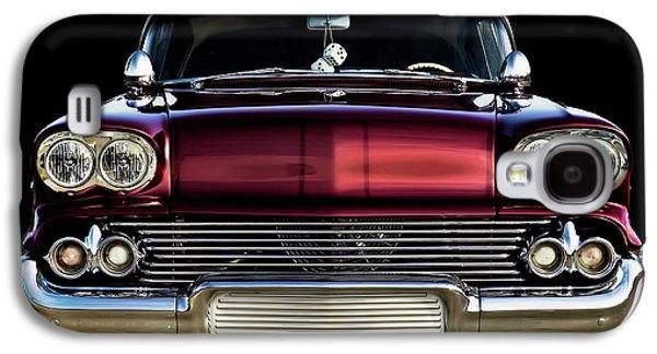 '58 Impala Custom Galaxy S4 Case by Douglas Pittman
