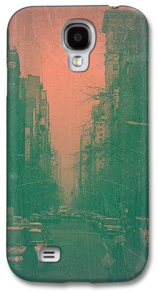 Avenue Galaxy S4 Cases - 5th Avenue Galaxy S4 Case by Naxart Studio