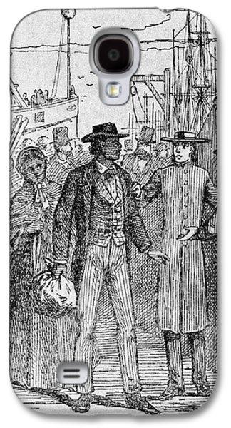Frederick Douglass Galaxy S4 Case by Granger