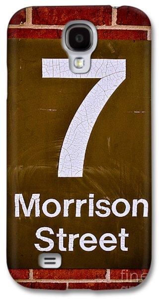 Appleton Photographs Galaxy S4 Cases - 7 Morrison Street Galaxy S4 Case by Shutter Happens Photography