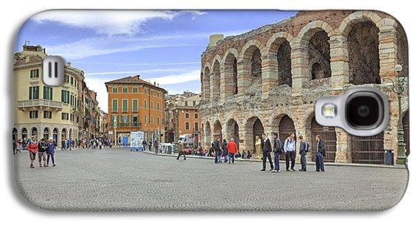 Arena Galaxy S4 Cases - Verona Galaxy S4 Case by Joana Kruse