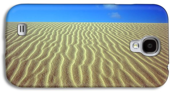 Sahara Sunlight Galaxy S4 Cases - Desert Galaxy S4 Case by MotHaiBaPhoto Prints