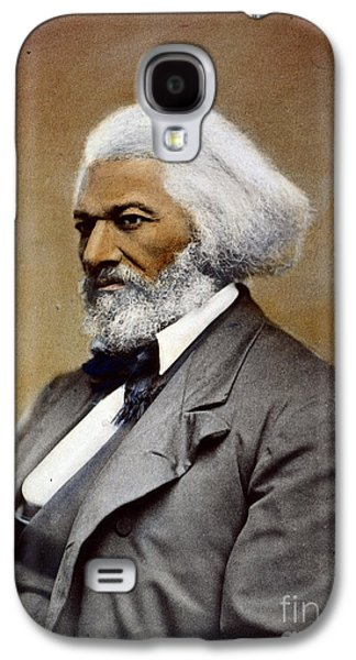 Abolition Galaxy S4 Cases - Frederick Douglass Galaxy S4 Case by Granger