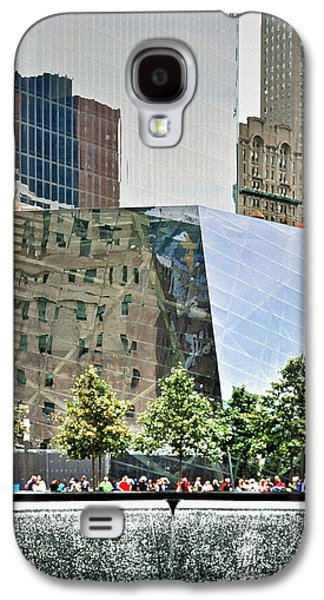 Terrorist Galaxy S4 Cases - 9/11 Memorial Galaxy S4 Case by Gwyn Newcombe