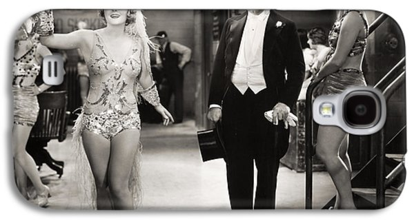 Backstage Photographs Galaxy S4 Cases - Silent Still: Showgirls Galaxy S4 Case by Granger
