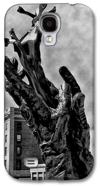 Terrorist Galaxy S4 Cases - 911 Memorial - Norristown Galaxy S4 Case by Bill Cannon