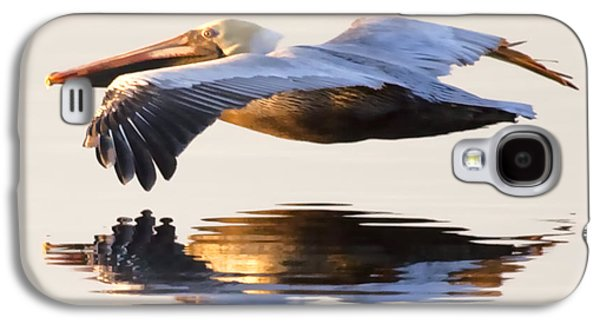 Flights Galaxy S4 Cases - A Closer Look Galaxy S4 Case by Janet Fikar