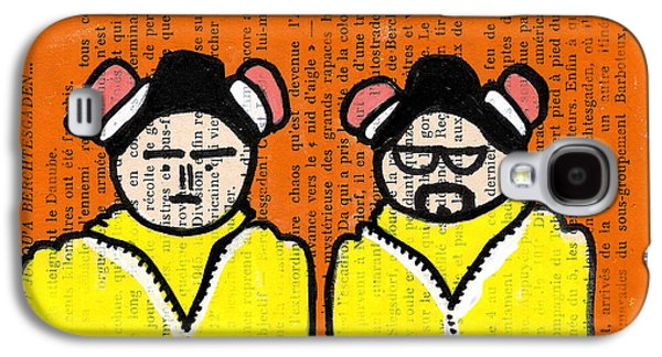 Bad Drawing Galaxy S4 Cases - A Couple Of Cooks Galaxy S4 Case by Jera Sky