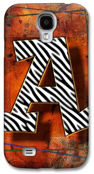Music Pyrography Galaxy S4 Cases - A Galaxy S4 Case by Mauro Celotti