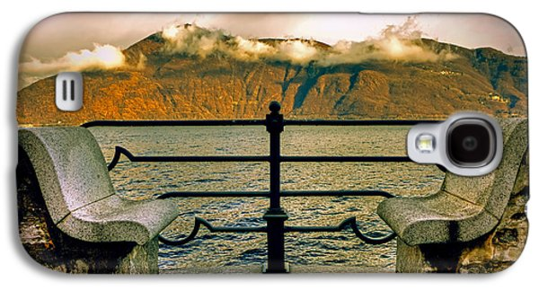 Seated Galaxy S4 Cases - A Place For Two Galaxy S4 Case by Joana Kruse