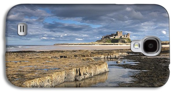 Design Pics - Galaxy S4 Cases - A View Of Bamburgh Castle Bamburgh Galaxy S4 Case by John Short