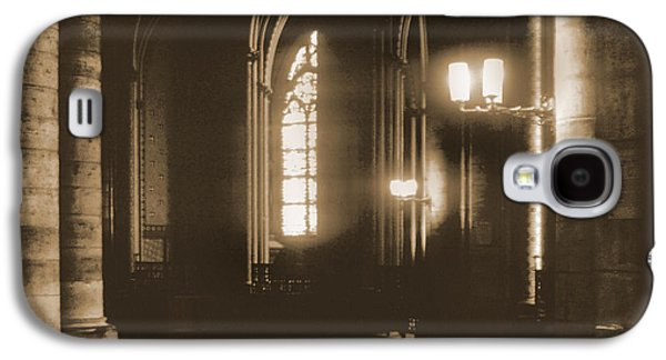 Universities Digital Art Galaxy S4 Cases - A Walk Through Paris 26 Galaxy S4 Case by Mike McGlothlen