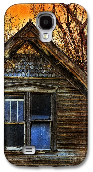 Home Improvement Galaxy S4 Cases - Abandoned Old House Galaxy S4 Case by Jill Battaglia