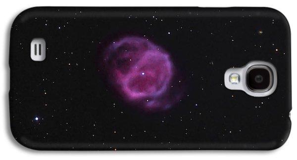 Bipolar Galaxy S4 Cases - Abell 36, Bipolar Planetary Nebula Galaxy S4 Case by Don Goldman