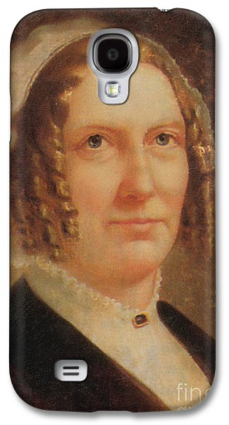 First Lady Galaxy S4 Cases - Abigail Fillmore Galaxy S4 Case by Photo Researchers