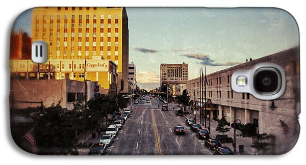 Appleton Photographs Galaxy S4 Cases - Above College Avenue Galaxy S4 Case by Shutter Happens Photography
